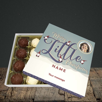 Picture of Merry Little Christmas, Christmas Design, Choc 16