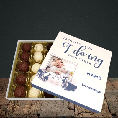 Picture of I Do-ing, Wedding Design, Choc 25