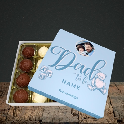 Picture of Dad To Be, Pregnancy Design, Choc 16