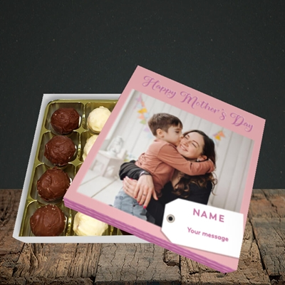 Picture of 1. Large Photo, Mother's Day Design, Choc 16