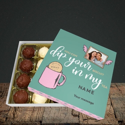 Picture of Dip Your... In My, Valentine's Design, Choc 16