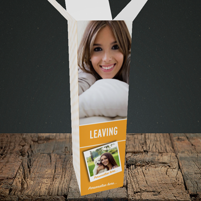 Picture of Photo, Leaving Design, Upright Bottle Box