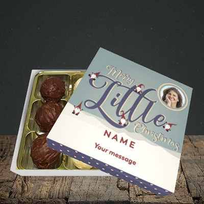 Picture of Merry Little Christmas, Christmas Design, Choc 9