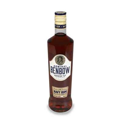 Picture of Admiral Benbow Navy Rum