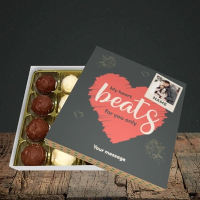Picture of Beats For You, Valentine's Design, Choc 16