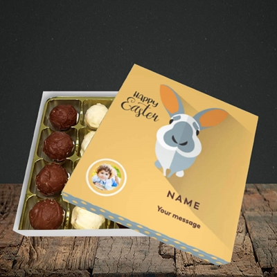 Picture of Pick Me Up Bunny, Easter Design, Choc 16