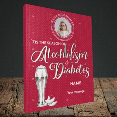 Picture of Alcoholism & Diabetes, Truffle Advent Calendar