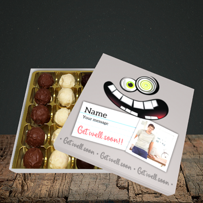 Picture of Mad, Get Well Soon Design, Choc 25