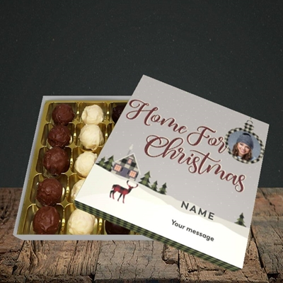 Picture of Home For Christmas, Christmas Design, Choc 25