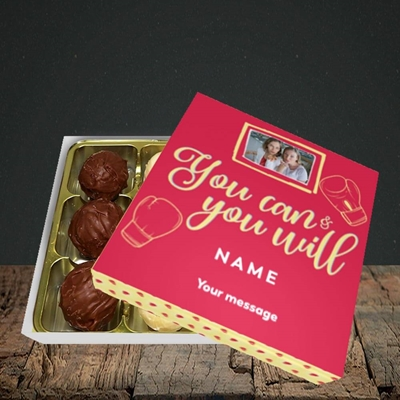 Picture of You Can & You Will, Thinking of You Design, Choc 9