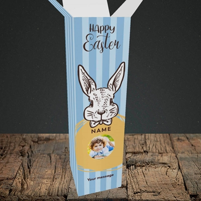 Picture of Bunny Of The Fells, Easter Design, Upright Bottle Box
