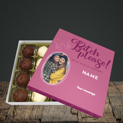 Picture of Bitch Please!, Wedding Design, Choc 16