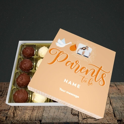 Picture of Parents To Be, Pregnancy Design, Choc 16