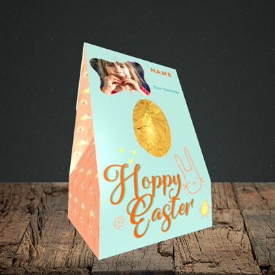 Picture of Hoppy Easter, Easter Design, Small Egg