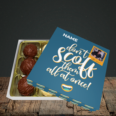 Picture of Scoff, Chocolates Design, Choc 9