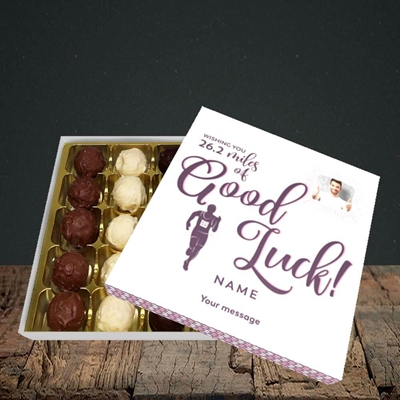 Picture of Miles of Luck, Good Luck Design, Choc 25