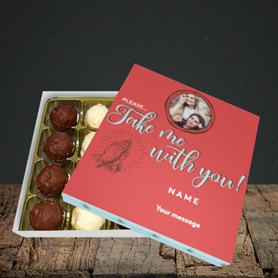 Picture of Take Me With You, Leaving Design, Choc 16