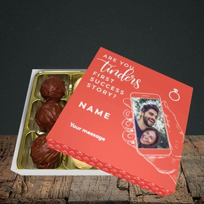 Picture of Tinder, Wedding Design, Choc 9