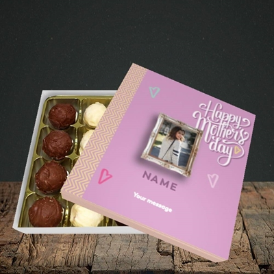 Picture of Happy Mother's Day, Mother's Day Design, Choc 16