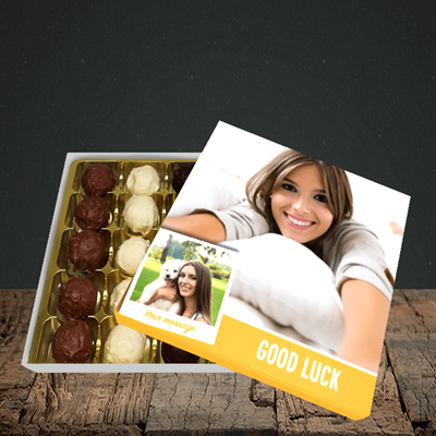 Picture of Photo, Good Luck Design, Choc 25