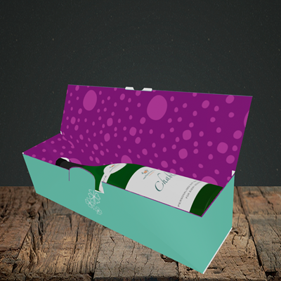 Picture of Got this, Good Luck Design, Lay-down Bottle Box