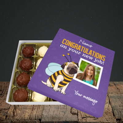 Picture of Bee, New Job Design, Choc 16