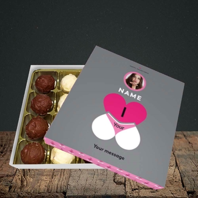 Picture of I Love Your Bum, Valentine Design, Choc 16
