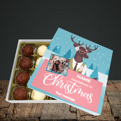 Picture of Countdown, Christmas Design, Choc 16