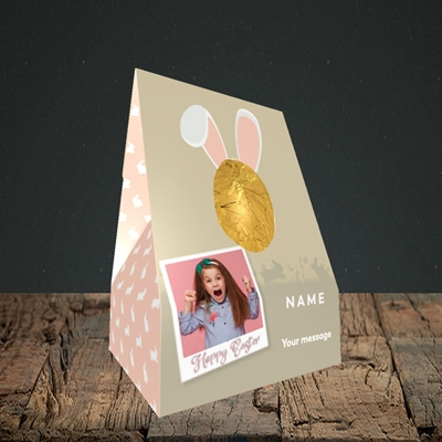 Picture of Hoppy Polaroid, Easter Design, Small Egg