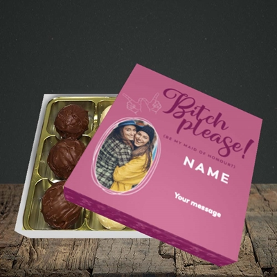 Picture of Bitch Please!, Wedding Design, Choc 9
