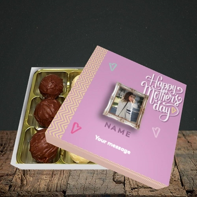 Picture of Happy Mother's Day, Mother's Day Design, Choc 9