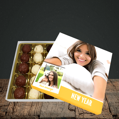 Picture of Photo, New Year Design, Choc 25