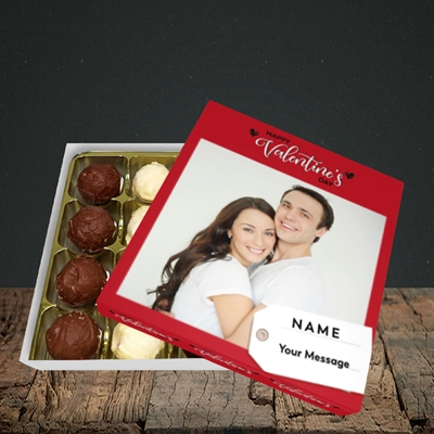 Picture of 1.A Valentine's Large Photo, Valentine's Design, Choc 16