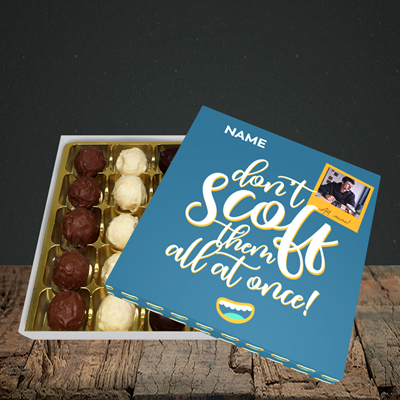 Picture of Scoff, Chocolates Design, Choc 25