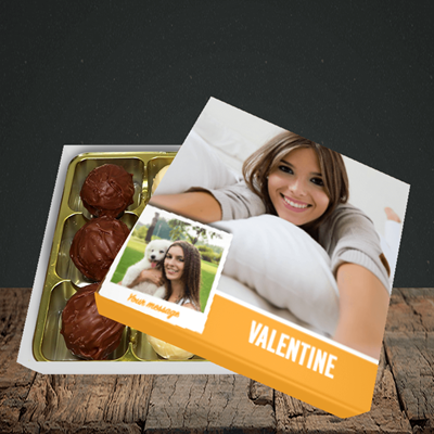 Picture of Photo, Valentine Design, Choc 9