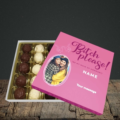 Picture of Bitch Please!, Wedding Design, Choc 25