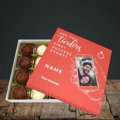 Picture of Tinder, Wedding Design, Choc 16