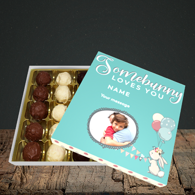 Picture of Somebunny Loves You, Easter Design, Choc 25