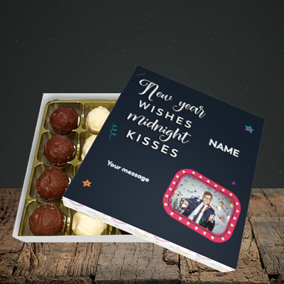 Picture of Midnight Kisses, New Year Design, Choc 16