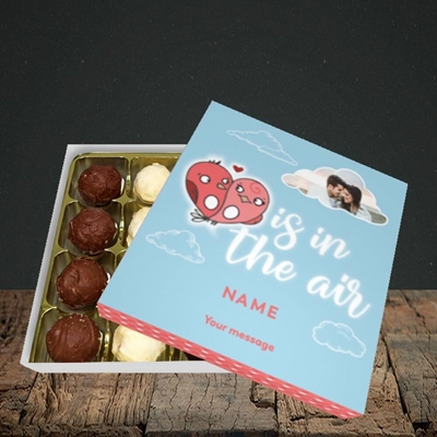 Picture of Love Is In The Air, Valentine's Design, Choc 16