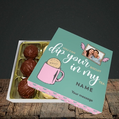 Picture of Dip Your... In My, Valentine's Design, Choc 9