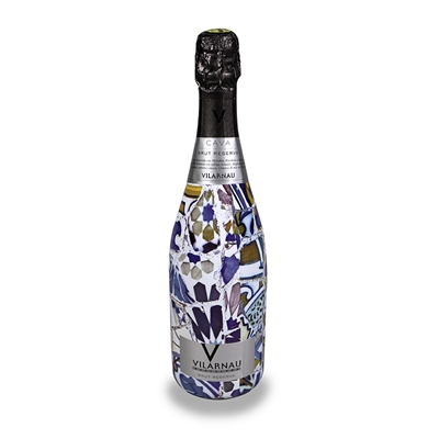 Picture of Vilarnau Demi Sec Cava, Sparkling Wine