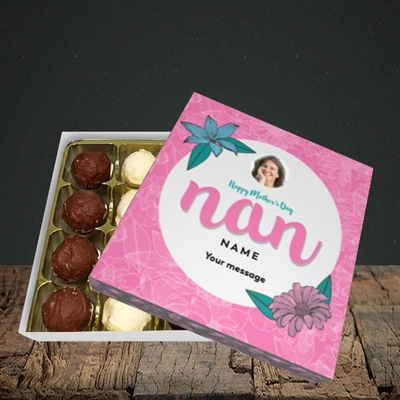 Picture of Happy Mother's Day Nan, Mother's Day Design, Choc 16