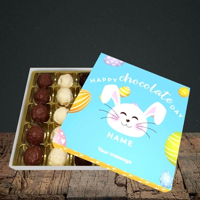 Picture of Chocolate Day, (Without Photo) Easter Design, Choc 25