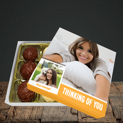 Picture of Photo, Thinking of You Design, Choc 9