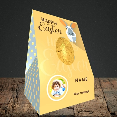Picture of Pick Me Up Bunny, Easter Design, Large Egg