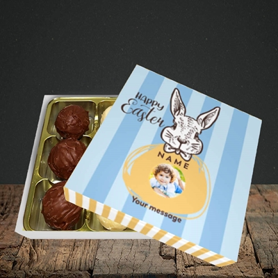 Picture of Bunny Of The Fells, Easter Design, Choc 9