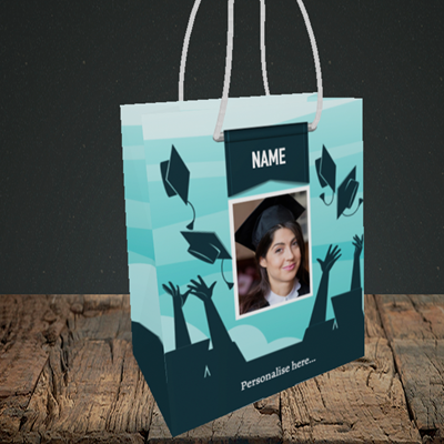 Picture of Hats, Graduation Design, Small Portrait Gift Bag