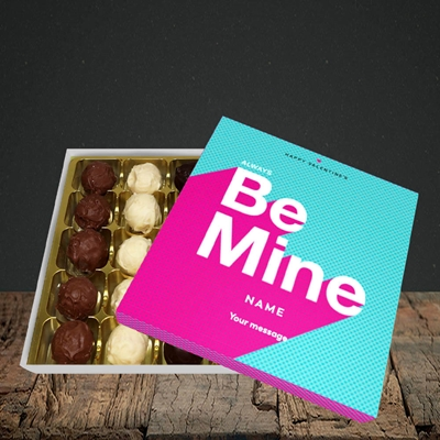 Picture of Always be Mine (type) (Without Photo), Valentine Design, Choc 25