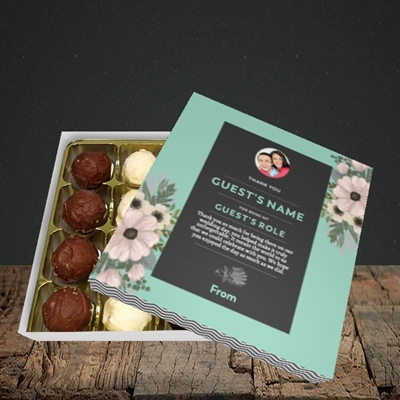 Picture of Flowers Green SG, Wedding Design, Choc 16